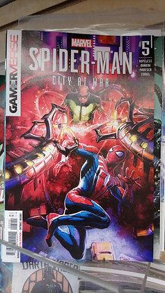 Spiderman City at War #5
