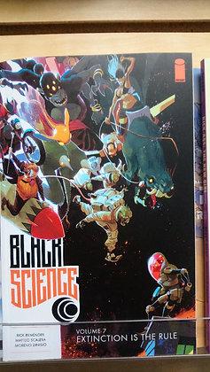 BLACK SCIENCE VOL 7