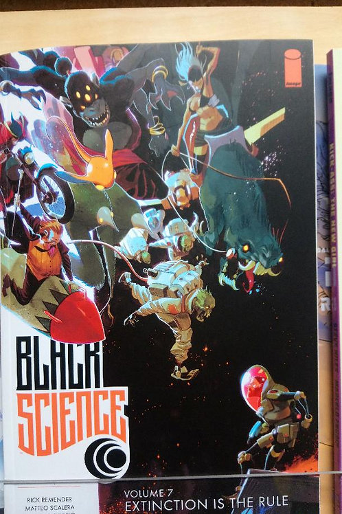 BLACK SCIENCE VOL 7