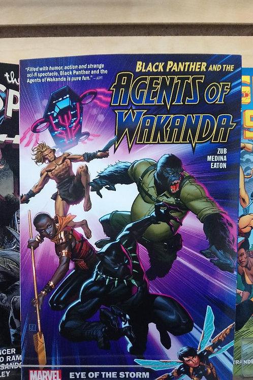 Agents of Wakanda VOL 1
