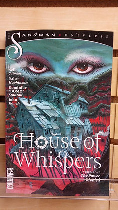 House of Whispers vol 1