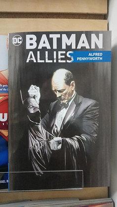 Batman Allies Alfred Pennyworth TP