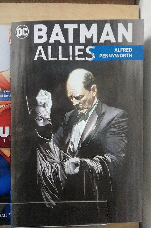 Batman Allies Alfred Pennyworth TP
