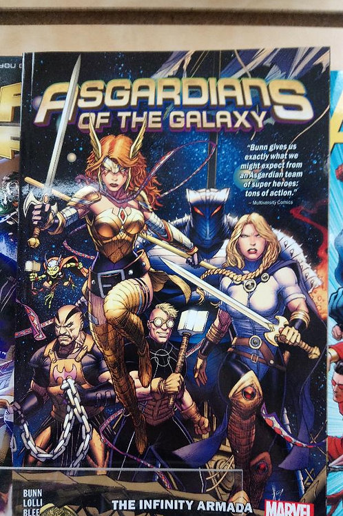 Asgardians of the Galaxy VOL 1