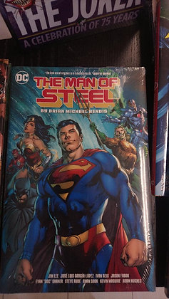 TheMan of Steel HC