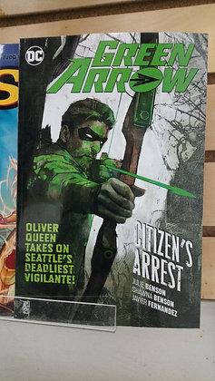 Green Arrow VOL 7