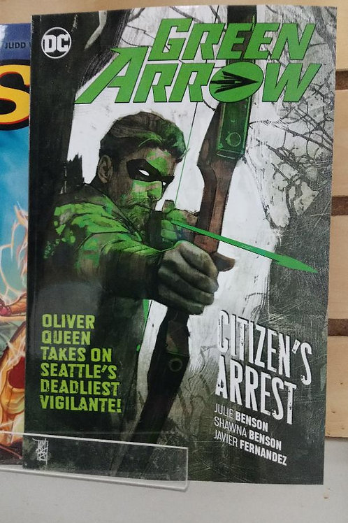 Green Arrow VOL 7