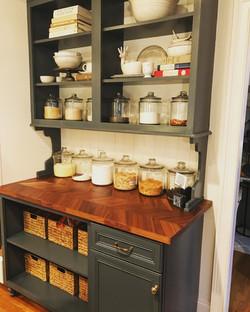 Kitchen Desk Update (Katrina Porter)