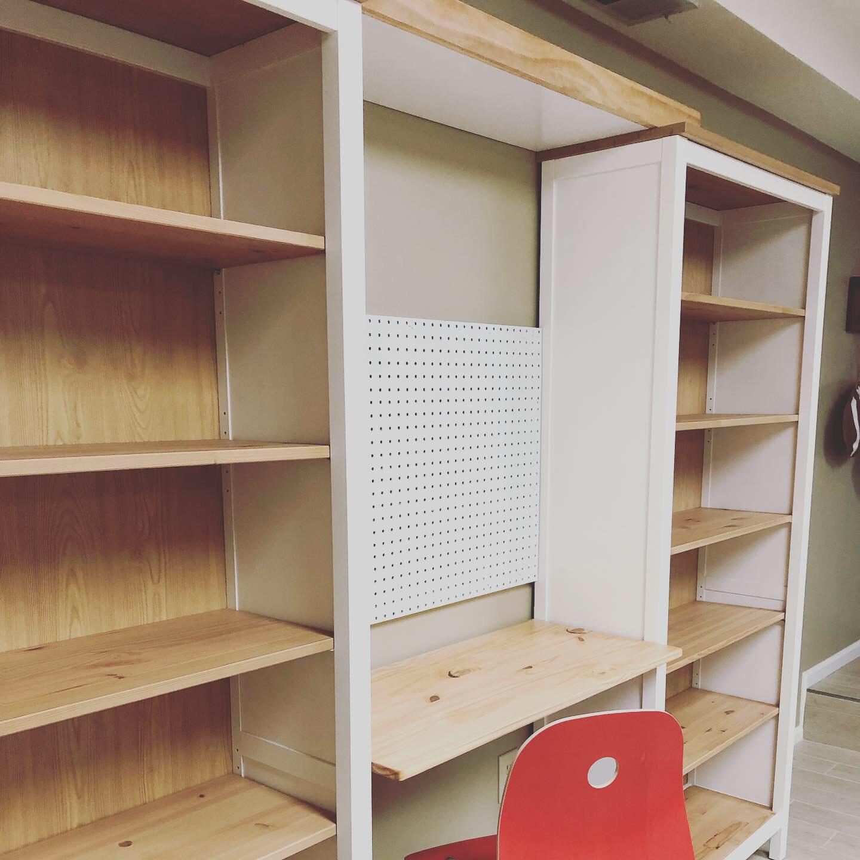 IKEA Hack Maker Space