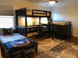 Repurposed Bunk Room
