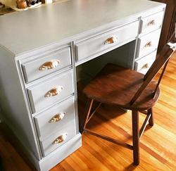 Vintage Desk Restoration