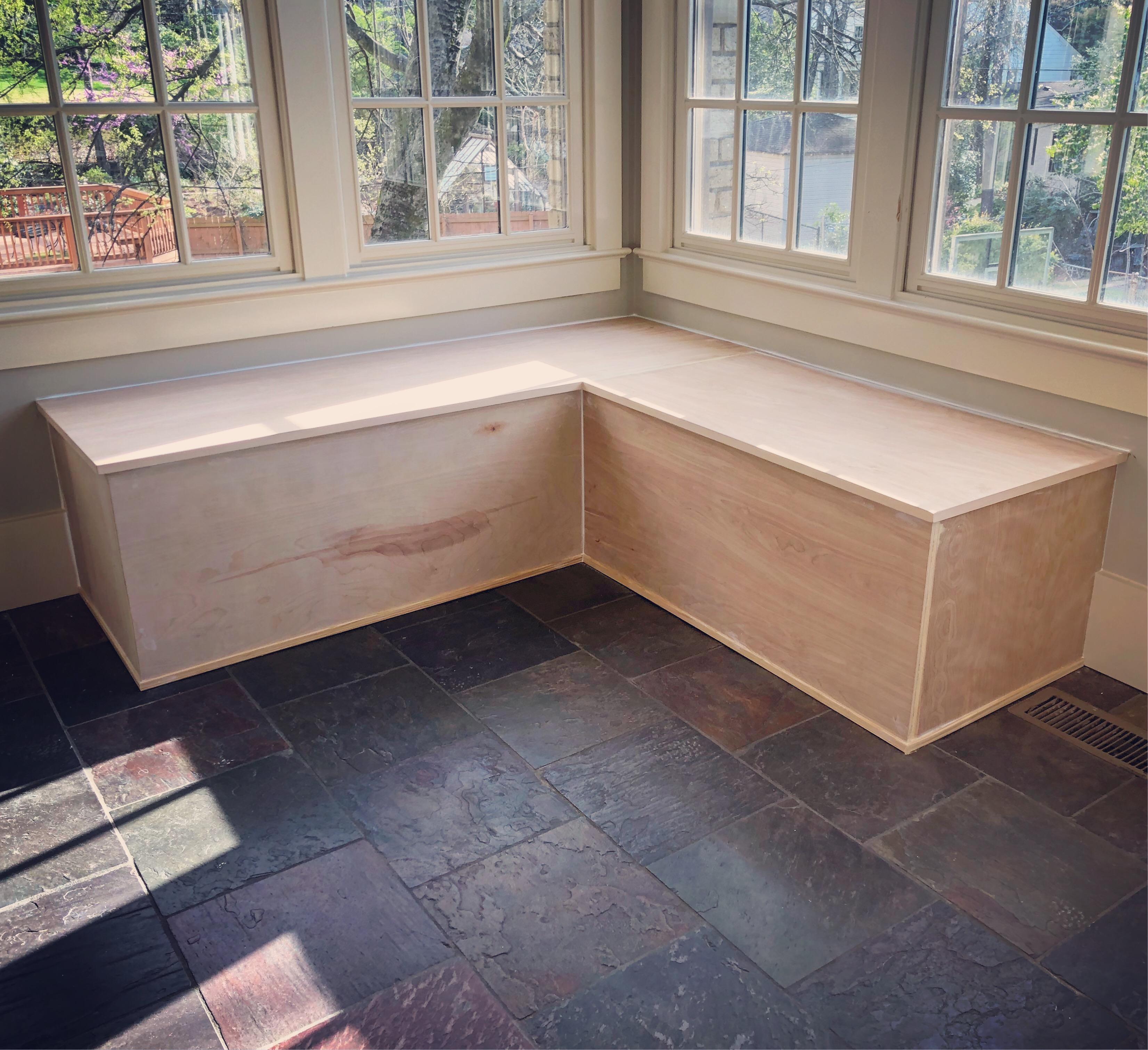 Corner Window Seat (Alima Deneke)