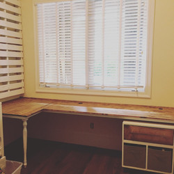 Built In Sewing Desk