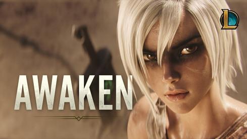 Awaken - League of Legends