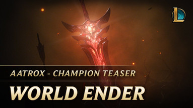 Aatrox: World Ender - League of Legends