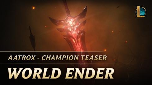 Aatrox: World Ender - League of Legends