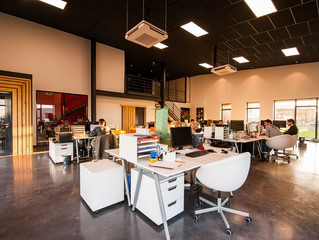 6 Dirtiest Areas in An Office
