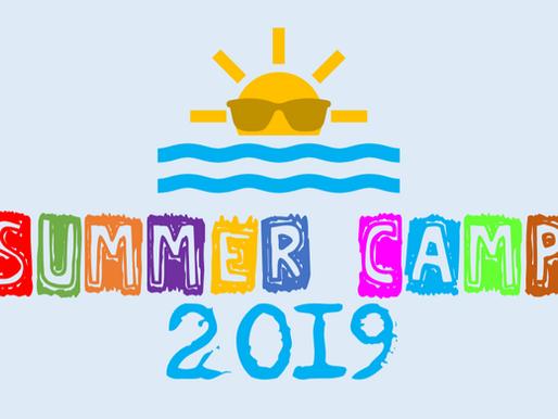 Καλοκαιρινό Camp 2019