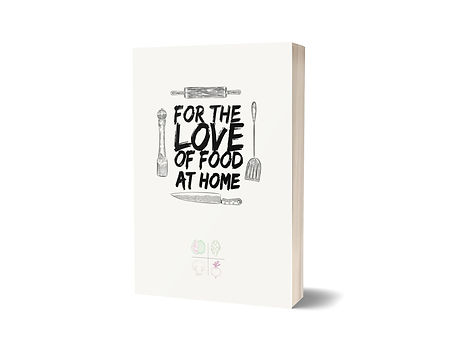for the love of food - the recipe book.j