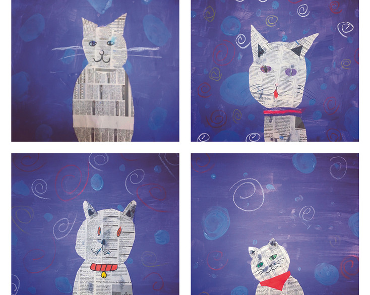 Le chat-journal