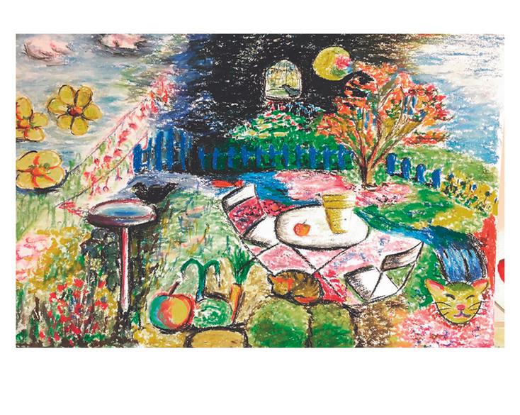 Jardin imaginaire