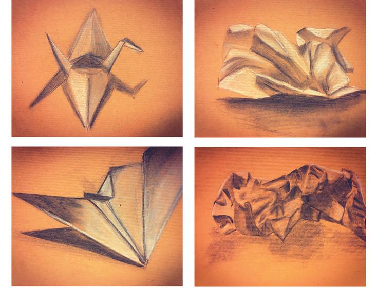 Observation : Origami