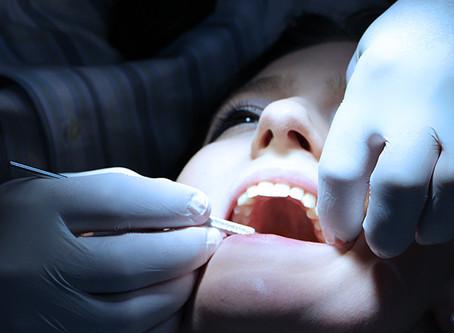 Dental sterilization warning