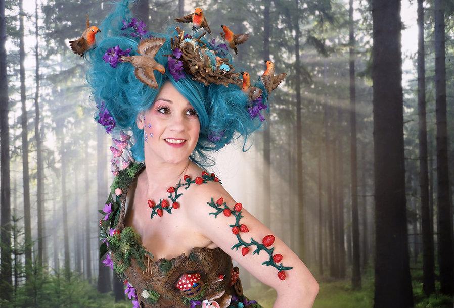 fairy tree 2, lili giacobino