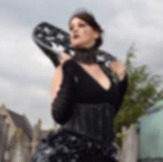 Gothic Queen 1, Lili Giacobino