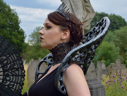 Gothic Queen 5, Lili Giacobino