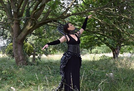 Gothic Queen 3, Lili Giacobino
