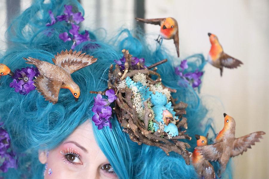 fairy tree 1, lili giacobino