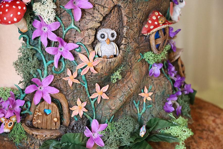 fairy tree 5, lili giacobino