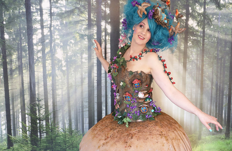 fairy tree 4, lili giacobino