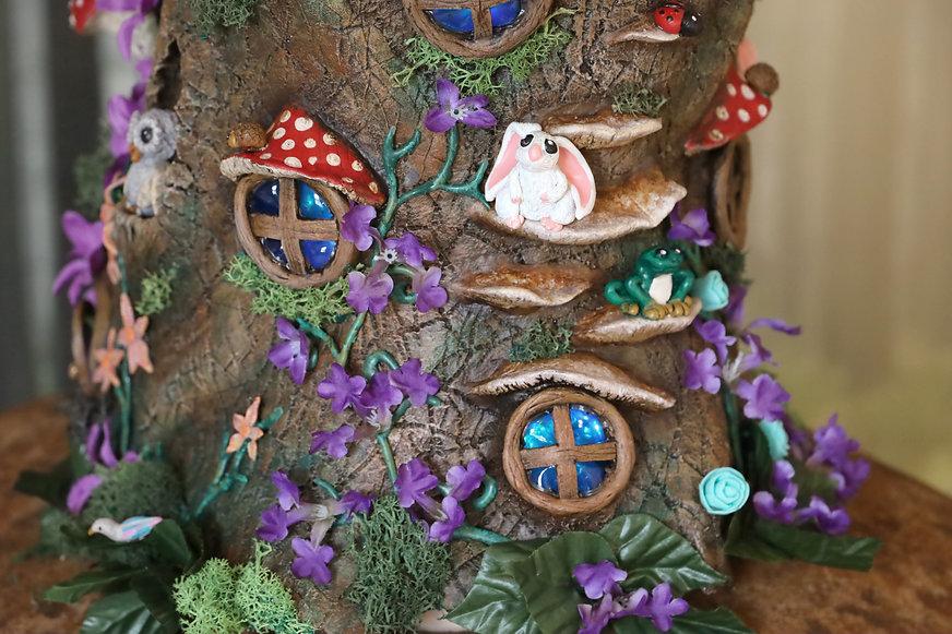 fairy tree 7, lili giacobino