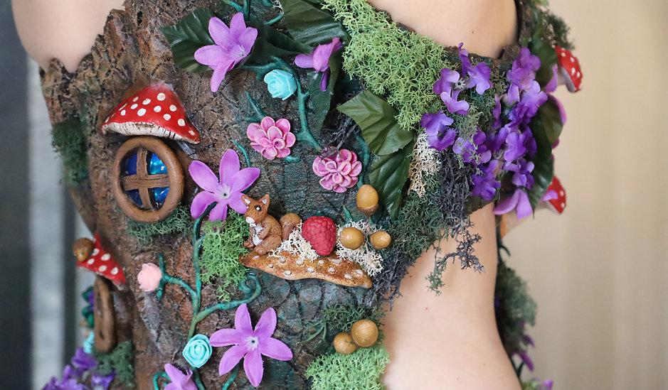 fairy tree 6, lili giacobino