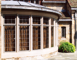 Breakfast Conservatory Windows