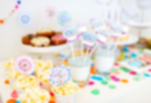 Birthday Party Invitatons
