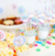 Tabella Birthday Party