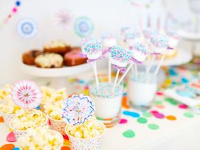 LollWolliWorld Birthday Party Theme