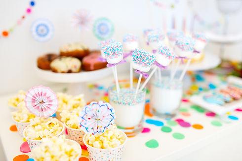 Birthday Party Table Wellington New Zealand