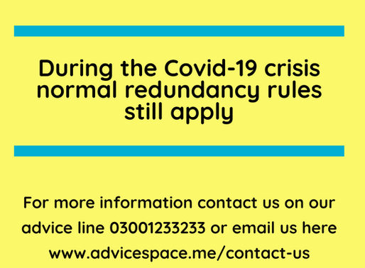 Some things stay the same even in a COVID-19 Crisis