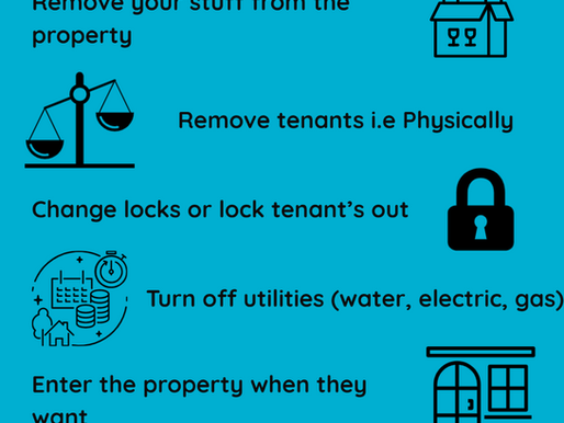 Your Rights as a Tenant