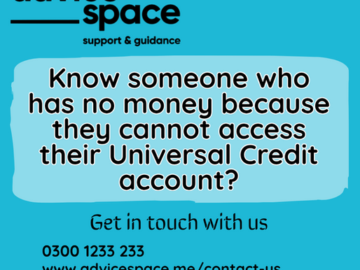 It Pays to Contact Advice Space.