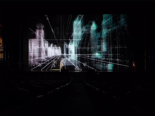 창조경제박람회 [Hologram performance]