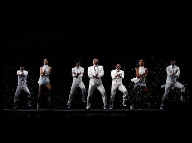 Psy [Hologram Concert]