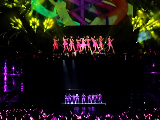 Girls Generation [Hologram Concert]