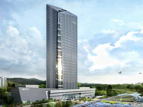 KEPCO 홍보관 포토존