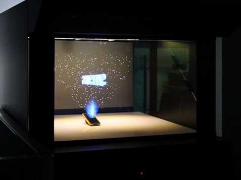 Samsung IFA Show [Holotype + AirTouch]