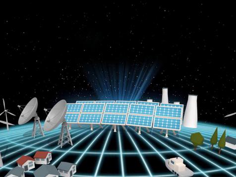 우주태양광 AR